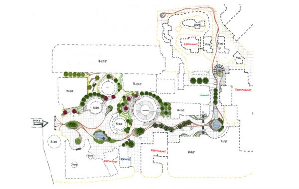 Hezar o Yek Shahr Theme Park