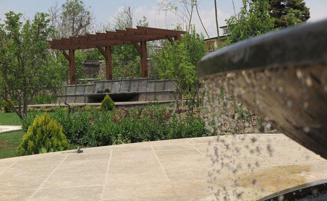 باغ خانواده قره گزلو